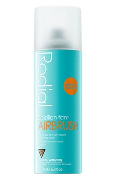 I love a great self tanner. This one is just like getting an airbrush tan but you can do it yourself. I use this on my face too.