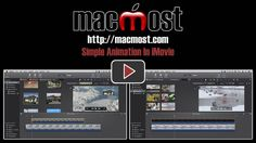 MacMost Simple Animation In iMovie