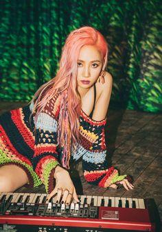 Wonder Girls - Yeeun 'Why So Lonely' concept photo Kpop Girl Groups, Korean Girl Groups, Kpop Girls, Wonder Girl Kpop, 17 Kpop, Hyuna, Best Kpop, Fandom, Korean Music