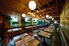 Latest entries: Baro (Toronto, Canada), Americas Restaurant