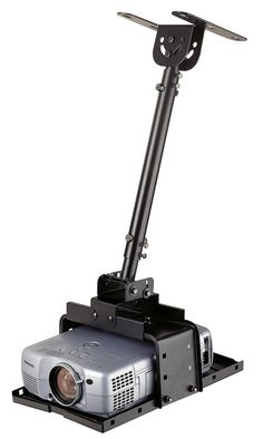 Projector Mounts and Stands: Elitech Universal Projector Ceiling Mount Bracket With Projector Tray -> BUY IT NOW ONLY: $79.95 on eBay!