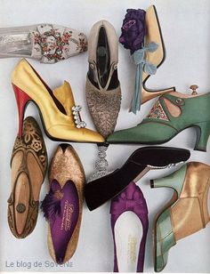 vogue 1930s shoes http://www.etsy.com/shop/TaiJay?section_id=13955853