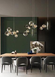 Chandelier Design, Bubble Chandelier, Ceiling Light Design, Modern Chandelier, Chandelier Lighting, Designer Chandeliers, Gold Ceiling Light, Modern Hanging Lights, Pendant Lighting Bedroom