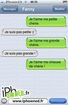 Chieuse !