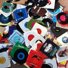 Vinyl collection - sweet memories