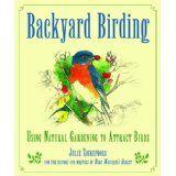 Backyard Birding Garden book