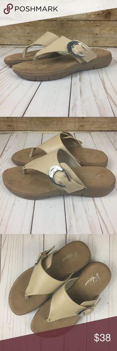 96b5f1e904c5 NWOB - by Aerosoles Wipline Thong Sandals by Aerosoles Wipline Thong Sandals  - Size By Aerosoles Shoes Sandals