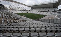 Itaquerão - estádio do Corinthians - 14/07/2016 - Esporte - Fotografia - Folha…