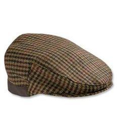 Gifts for men - Orvis Dorfman Pacific Ivy Tweed Cap.jpg