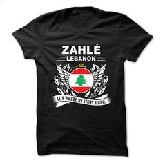 Zahle, Lebanon Its where my story begins - #tshirt sayings #vintage sweatshirt. CHECK PRICE => https://www.sunfrog.com/States/Zahle-Lebanon-Its-where-my-story-begins.html?68278