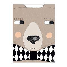 Print . Big Bear - A3