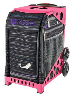 Zuca Sport Bag - MOBY DICK with Purple Frame | A true all-around athlete, the patented design of the ZÜCA Sport demands attention. Agile. Graceful  https://figureskatingstore.com/zuca-bags/ #figureskating #figureskatingstore #figureskates #skating #skater #figureskater #zucabag #zuca #zucabags #zuca #backpack #zucabackpack #iceskatebag #skatebags #ice #skatingbag #zucastore #zucabackpacks #zucaskatebag