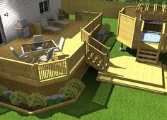 If you liked about Beautiful Backyard Decks Ideas In Backyard Deck you can share with friends and family. Description from adashouse.com. I searched for this on bing.com/images