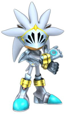 Sir Ghaland from Sonic and the Black Knight