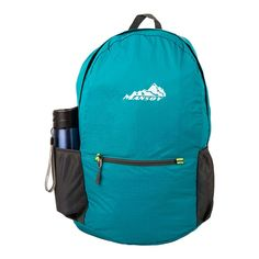 35L Travel Hiking Backpack Daypack Ultra Lightweight Packable Water Resistant Durable Travel Bag, Handy Foldable Compact Backpack, Great for Hiking Camping Sports Travel Cycling Skiing, Light Green. COMPACT DESIGN: Folds into zippered inner pocket to fit anywhere, and avoid overweight charges. Unfolds from pocket to backpack. Smoothly move in every trip. VARIOUS USAGE SCENARIO : Ultra lightweight, unzip it when you reach your destination free fellings. Use it as a carry on for your excess...