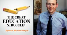 http://traffic.libsyn.com/thegreateducationstruggle/039.mp3 Podcast: Play in new window | Download Subscribe: iTunes | RSS     Join author, speaker, homeschooling father of 8, Israel Wayne as we discuss biblical homeschooling, male leadership, the current condition of the American church. Israel Wayne is an author and conference speaker who has a passion for defending the Christian faith and promoting […]