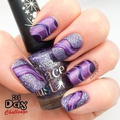 In seek out some nail designs and ideas for the nails? Here is our list of 39 must-try coffin acrylic nails for stylish women. Purple Nail Art, Purple Nail Designs, Pretty Nail Art, Nail Polish Designs, Beautiful Nail Art, Nail Art Designs, Purple Makeup, Gel Nails, Acrylic Nails