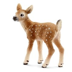 Schleich Toy White Tailed Fawn