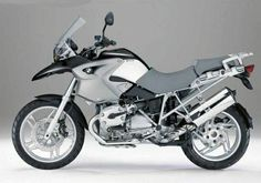 BMW R 1200 GS The BMW R 1200GS and R 1200GS Adventure are motorcycles manufactures in Berlin, Germany by Motorrad, part of the BMW group. It is one of the BMW GS family of dual sport motorcycle. Both motorcycle features a 1170 cc, 2-cylinder boxer engine...