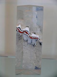 Fused glass art