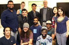 Rep. Rick Larsen visits with EdCC MESA students - Edmonds, WA - EdmondsBeacon.com