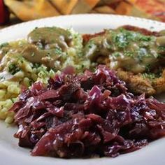 Uli's Apple Red Cabbage Allrecipes.com