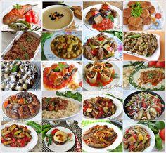 En güzel patlıcan yemekleri – Sebze yemekleri – Las recetas más prácticas y fáciles Iftar, Greek Cooking, Cooking Time, Turkish Recipes, Ethnic Recipes, Eggplant Dishes, Good Food, Yummy Food, Best Dishes