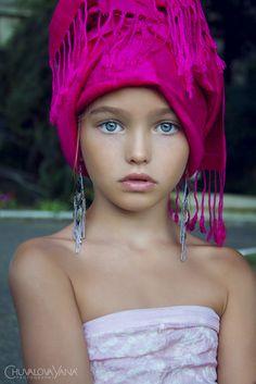 Fashion Kids. Модели. Anastasia B.