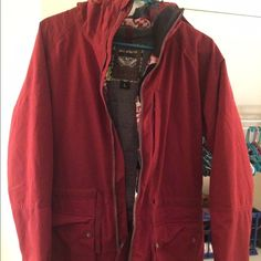 Brand new Women's Dry Ride Burton Jacket L Like new, worn only twice! Great jacket for warmer winters/fall/early spring. Burton Jackets & Coats