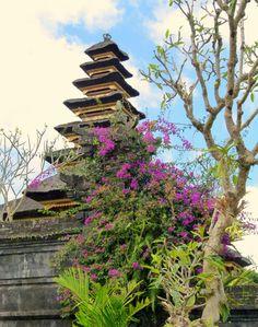 Pura Besakih (gemaakt in Bali)