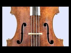 The world's oldest cello — the Andrea Amati 'King' She's a #beauty!