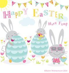 Happy Easter everyone! :)