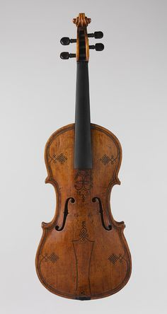 Violin [England or Germany] (1990.7) | Heilbrunn Timeline of Art History | The Metropolitan Museum of Art