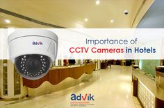 Importance of #CCTV Cameras in Hotels!!! #CCTV #cameras and surveillance systems have gained popularity and importance in the #hotel industry that runs on continuously, Read more at:http://bit.ly/2n89Tvf