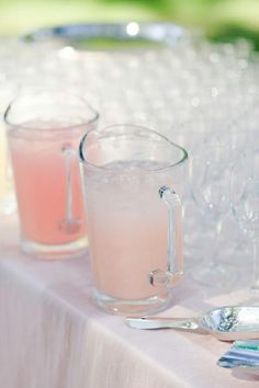 Refreshing and pink!