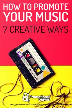 Are you musician looking to promote your music? Read this article to learn about seven different ways on how to promote your music online and offline. Reading Music, Music Online, Party Service, Best Love Quotes, Music Education, Your Music, Music Songs, Promotion, Studio