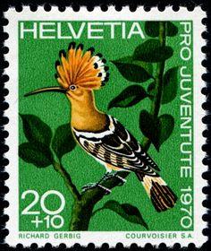 Stamp - Switzerland
