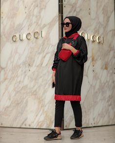 hijab fashion Casual Hijab Outfit, Ootd Hijab, Muslim Fashion, Hijab Fashion, Bed Bugs Treatment, Walk In Bathtub, Jewelry Tattoo, Beautiful Hijab