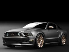 At SEMA 2012, the Grand Opening in Las Vegas, Ford will unveil a specially created for women of Mustang. Now you can choose from three designs, the winner.