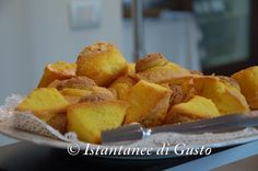 """Homemade Sweets in the morning"". Photo by: ""Instantanee di Gusto"" Guest: Pellino Vincenzo  #Assisi #Restaurant #Design"