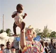 Patch Adams: doctor, clown, & social activist