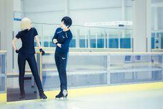 hyouka(氷佳) Katsuki Yuri Cosplay Photo - Cure WorldCosplay