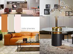 Color preview - Milano Design Week 2017