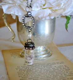 ❥ Message in a bottle Mother
