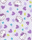 Very awesome Purple HK fabric
