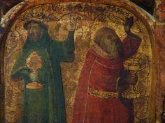 ALLEMAGNE,15e - Scènes de la Vie de la Vierge, l'Enfance du Christ - Détail 15 - Rois Mages - Wise Men -