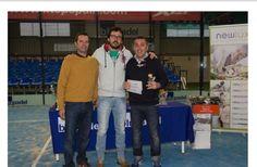 Subcampeón de cuarta categoría del primer circuito blupadel 2014