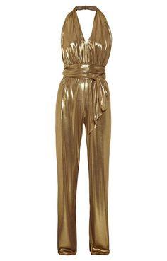 halston jumpsuit 70s vintage style