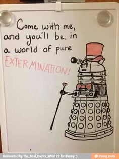 A world of pure extermination