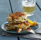 classic crab cakes with Old Bay